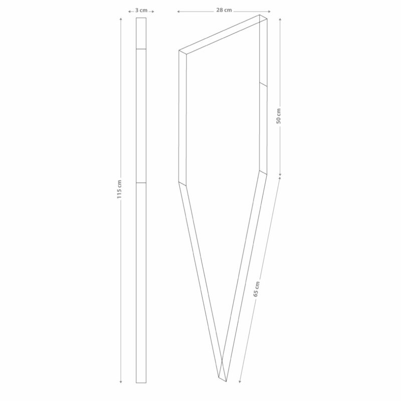 Technische Zeichnung Wilhelmshaven