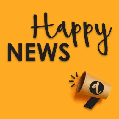 Happy News Es gibt Neuigkeiten bei Adieu.